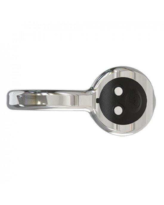 Металлический вибромассажер для простаты и точки G Nexus Fortis + смазка 250 мл в подарок
